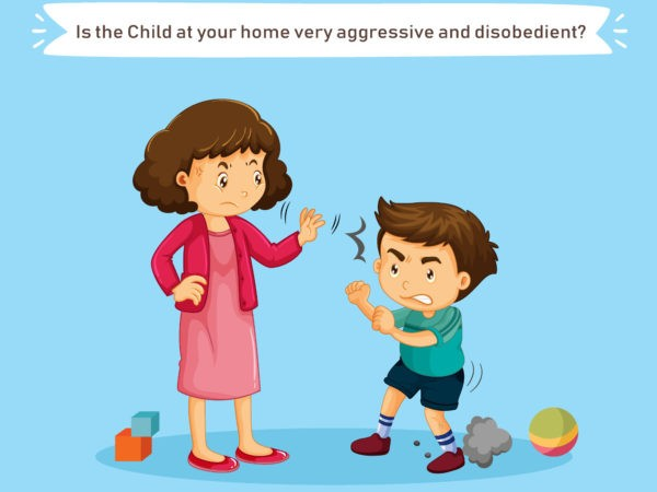 Parenting an aggressive and disobedient child