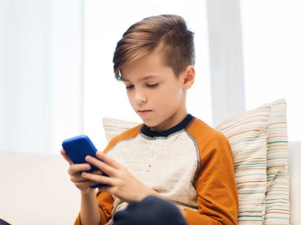 Kids screen addiction
